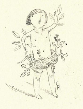 boy tree