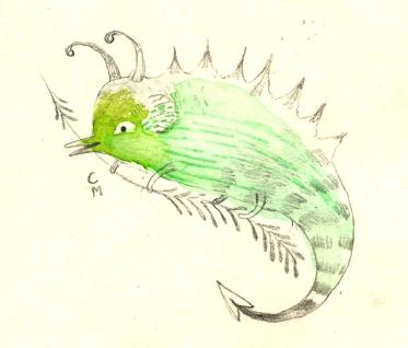 chameleon dolphin
